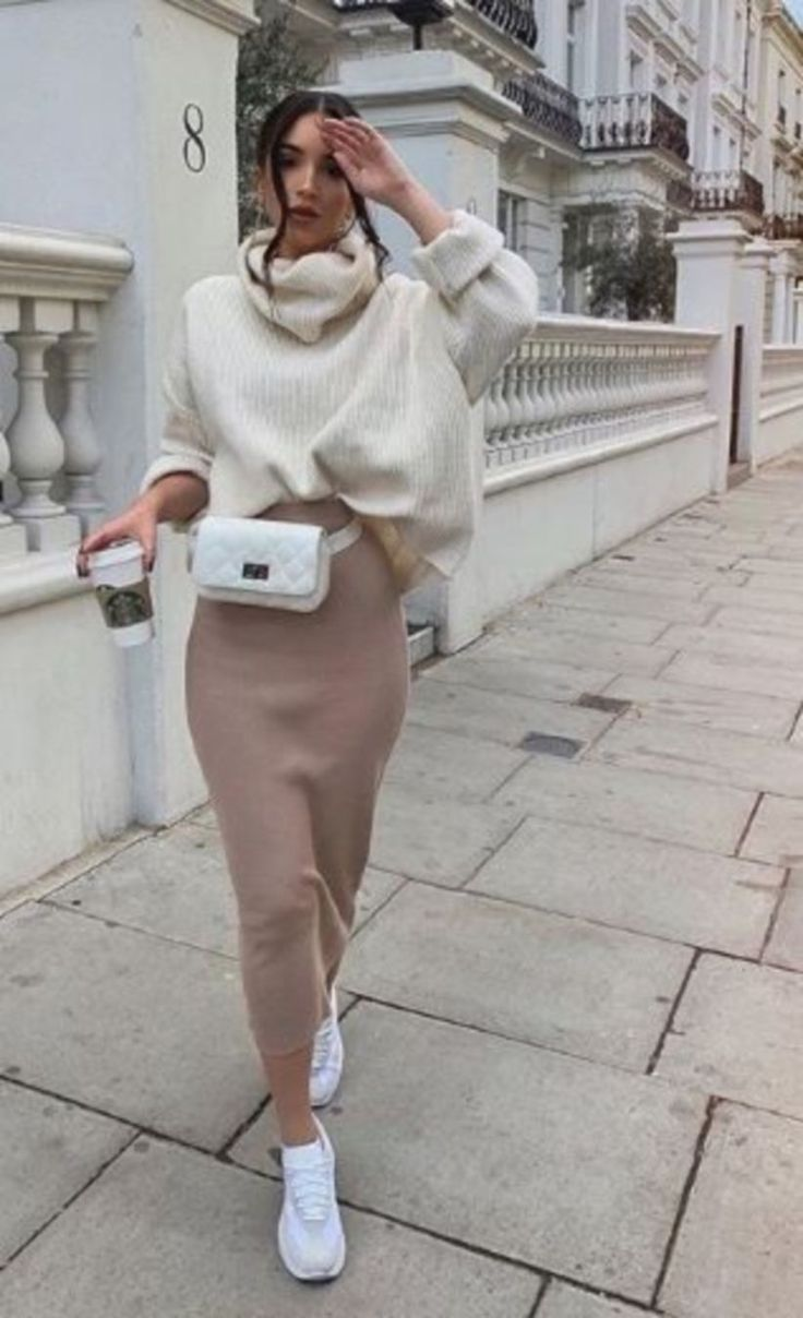 44 Best mix outfits for the winter fashion