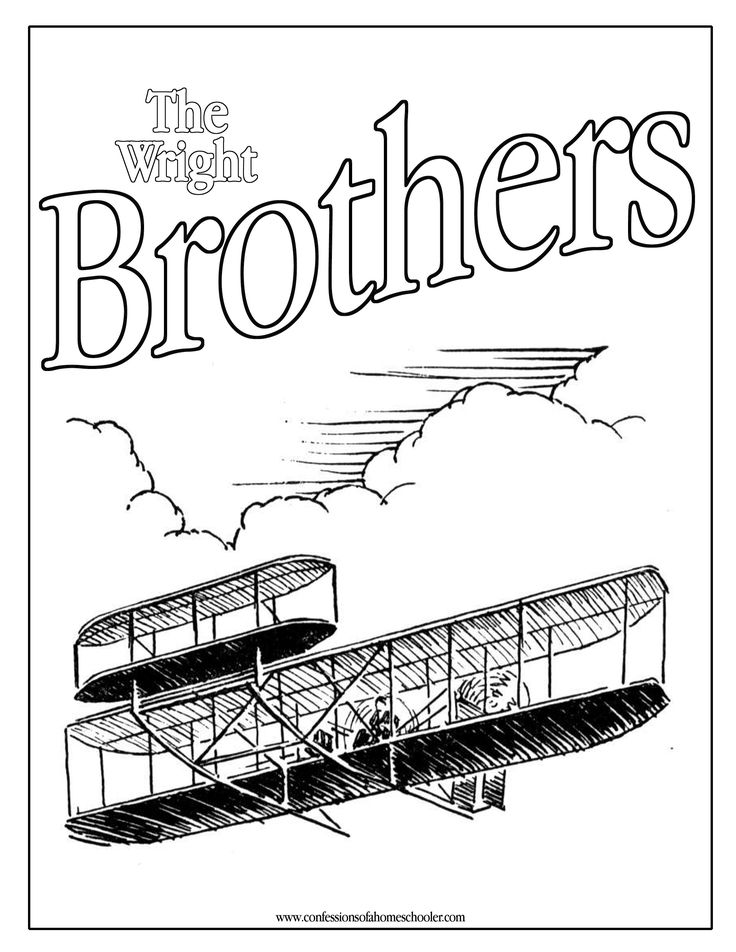 wright brothers airplane on pinterest