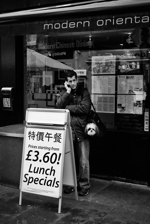 Black and White - Street photography by Dmitry Stepanenko
