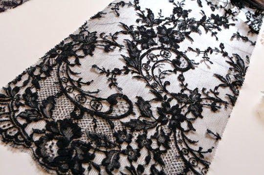 Atelier Couture Créative: Comment coudre de la dentelle à la machine