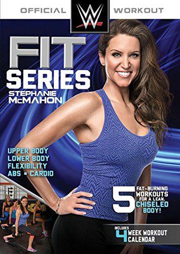 WWE Fit Series: Stephanie McMahon