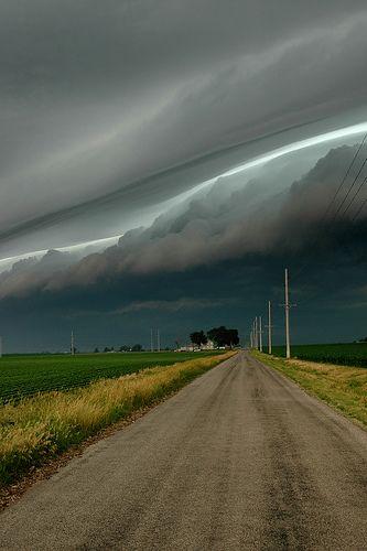 """Stormy morning,"" by Rachel Gardner via Flickr"