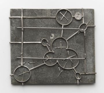 Bettina Speckner - back of the brooch | gallery deux poissons