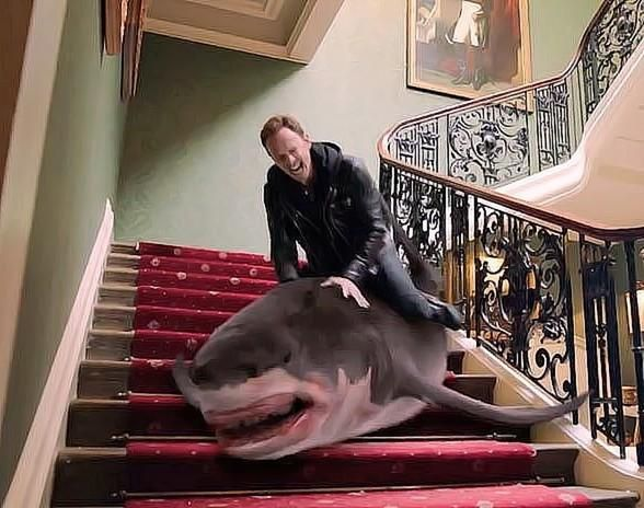"""The LINQ Hotel Las Vegas Rolls Out the Red Carpet for Star-Studded """"SHARKNADO 5: Global Swarming"""" Premiere August 6"""