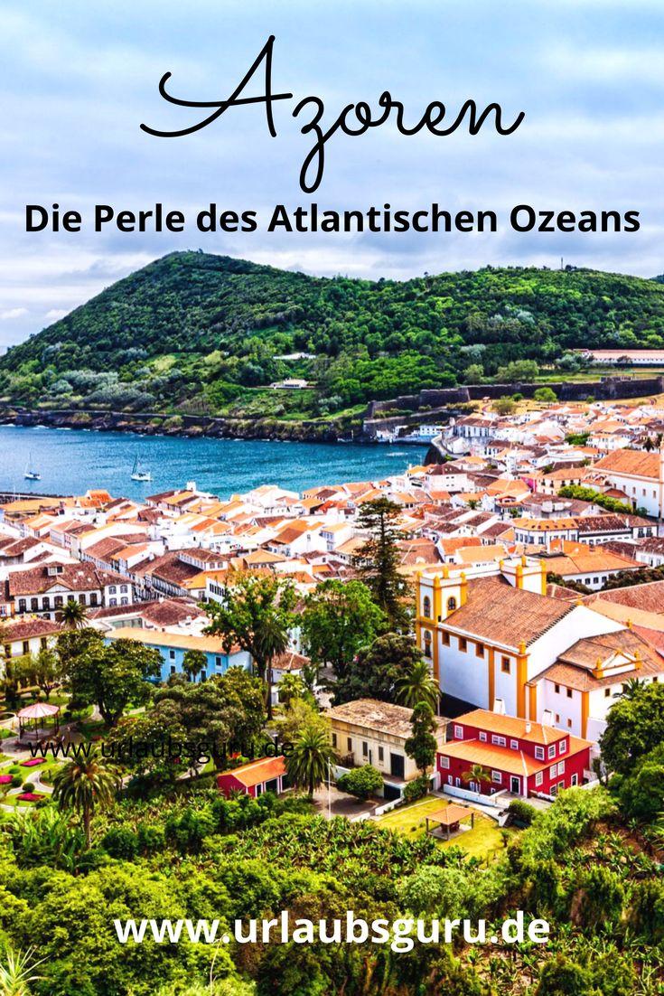 Die Azoren sind die Perle des Atlantischen Ozeans! Erfahrt hier mehr über die portugiesische Inselgruppe!