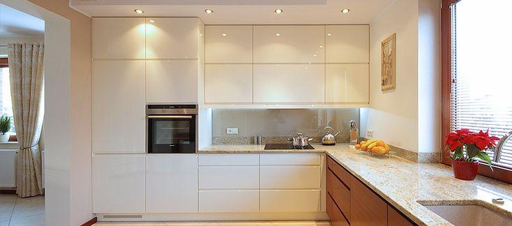 Kuchnia Z Panelami Szklanymi Backsplash Pl Jpg Pictures to   # Kuchnia Z Frontami Szklanymi