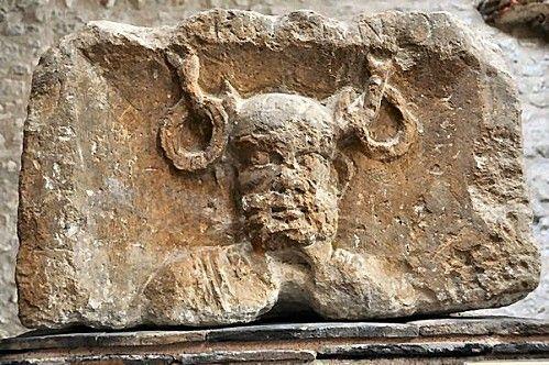 Cernunnos a gaul celtic horned god