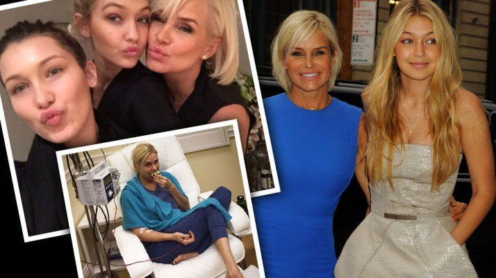 Gigi Hadid Discusses Mother Yolanda's Battle With Lyme Disease: 'I'm Very Inspired'