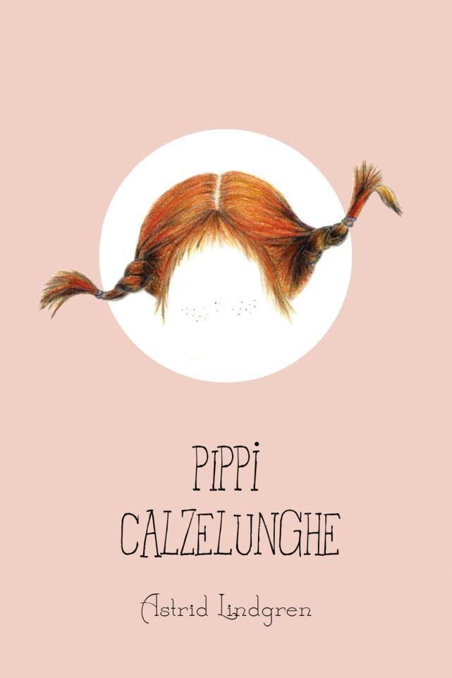 Pippi - book cover