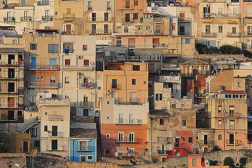 Sciacca, Sicilia - Porto dei pescatori