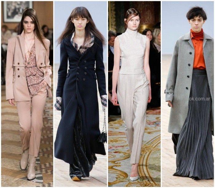 fcb10db0e19e6 Colores De Moda Otoño Invierno 2019 – Pantone Fashion Color Report ...