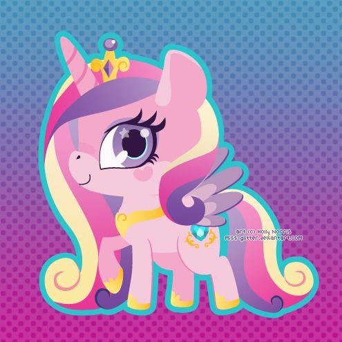 Princess Cadence by Miss-Glitter.deviantart.com on @deviantART