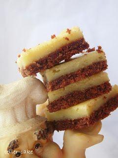 teller-cake: Citromos sajtkeksz, azaz kekszből-keksz
