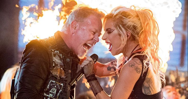 Metallica 'set to record album with Lady Gaga for release in 2019' | Metro News