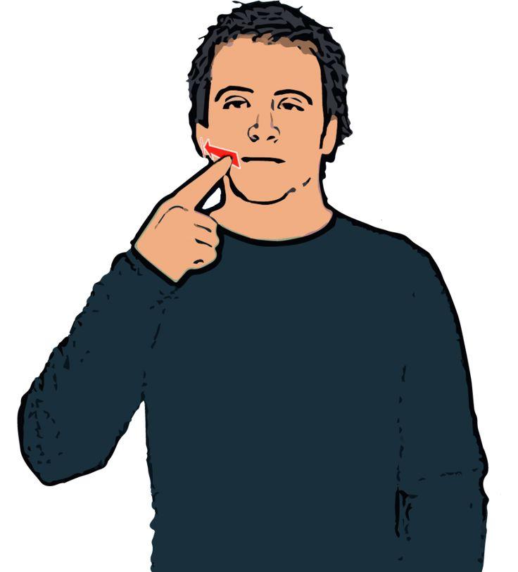 Yesterday - British Sign Language (BSL)