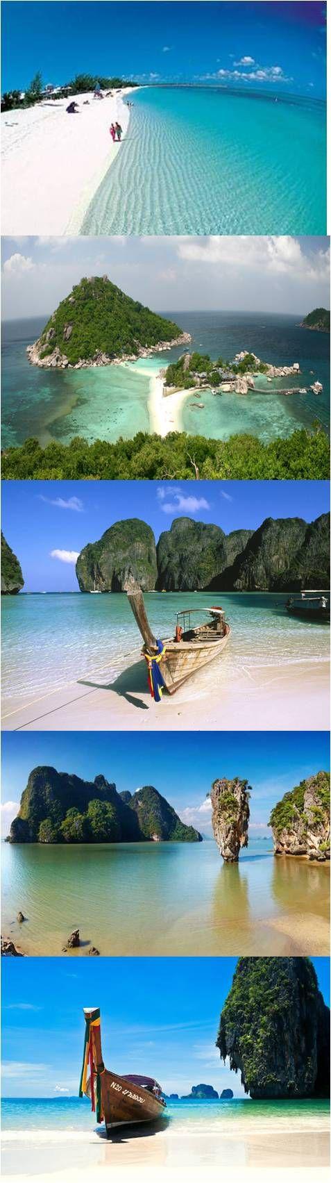 4 Days Thailand Itinerary