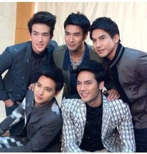 Ch3 thailand actor handsome gentle