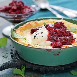 Swedish cheesecake | 52 Delicious Swedish Meals You Need To Try Before You Die