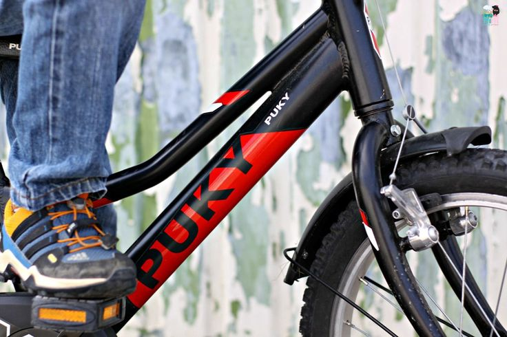Fahrrad test Puky