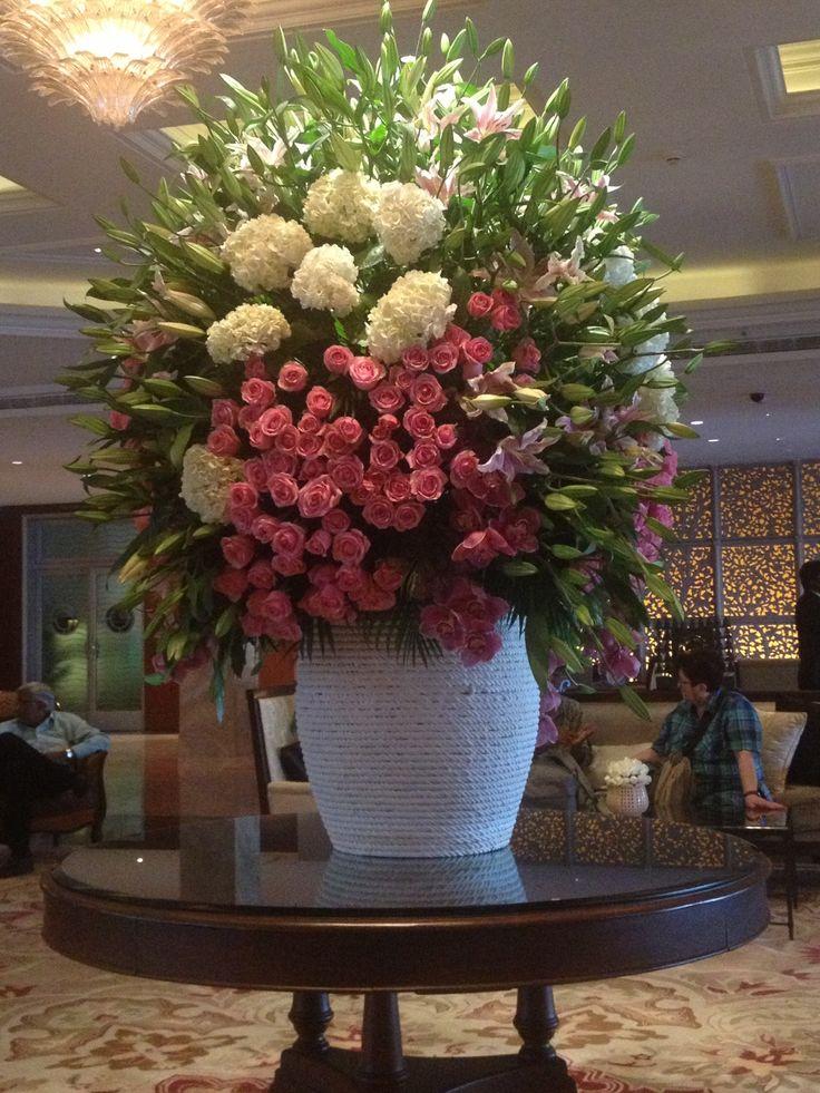 @ the Taj Mahal Palace hotel lobby