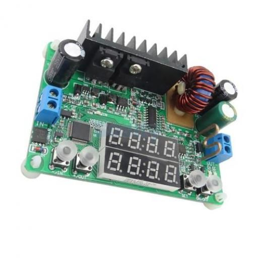 Dc32v Adjustable Constant Volt Amp Step-down Power Supply Module Led Display 32.00v 5.000a Dc No China As Described Multi