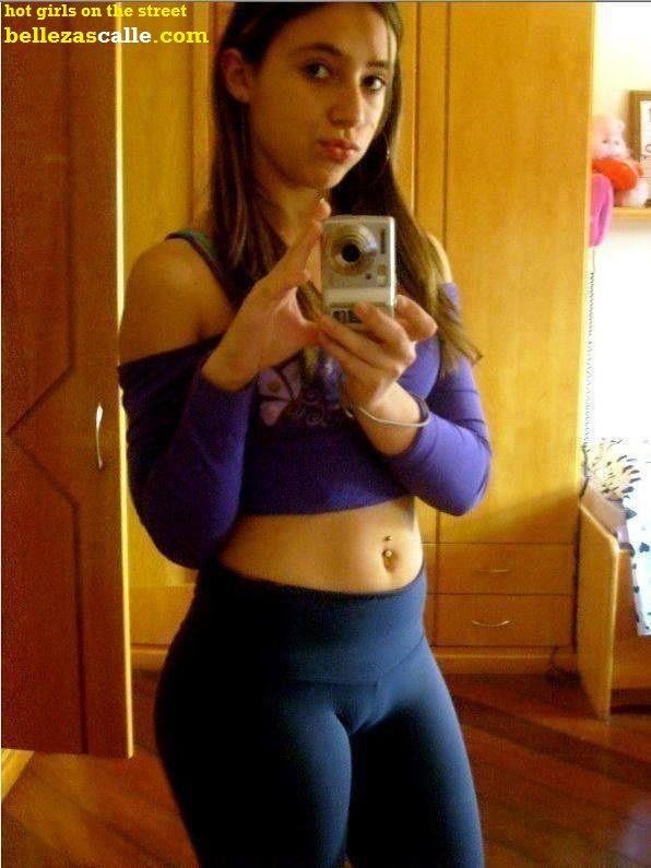 Lebanese Teen Tight Pants 64