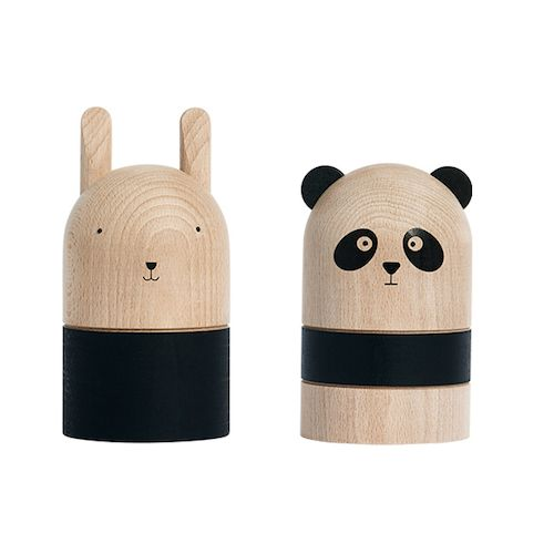 Ninka and Panda money boxes by OYOY. Which one would you choose? Tough call, they're both incredibly cute. £78.50 https://www.storynorth.com/products/money-bank?variant=29811619792
