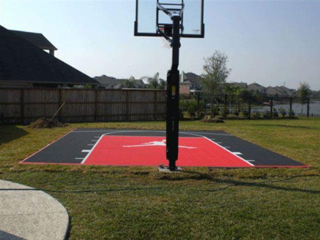 Jordan Logo Basketball Courts In 2019 Pinterest