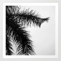 The Palm Project Art Print