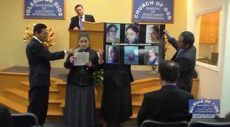 Testimonio de la iglesia de Flushing en New York