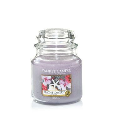 Beach Flowers - Candles - Yankee Candle