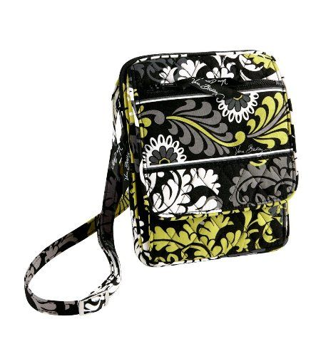 vera bradley mini hipster bag purse baroque read more. Black Bedroom Furniture Sets. Home Design Ideas