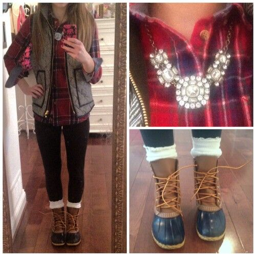 Preppy Outfits on