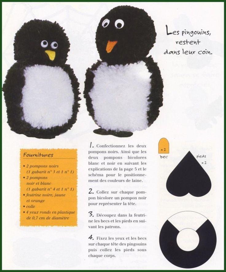 http://chezveronalice.pagesperso-orange.fr/desideesbricolages.htm plein d'idées bricolage en pate à sel, pinces à linge, pompon, papier, divers.