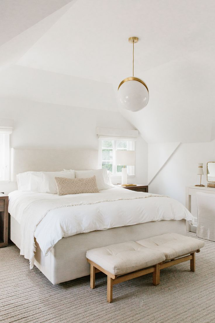 Master bedroom holly springs ga shabby chic style bedroom - Designer Erin Fetherston Gives Us A Tour Of Her New Los Angeles Home