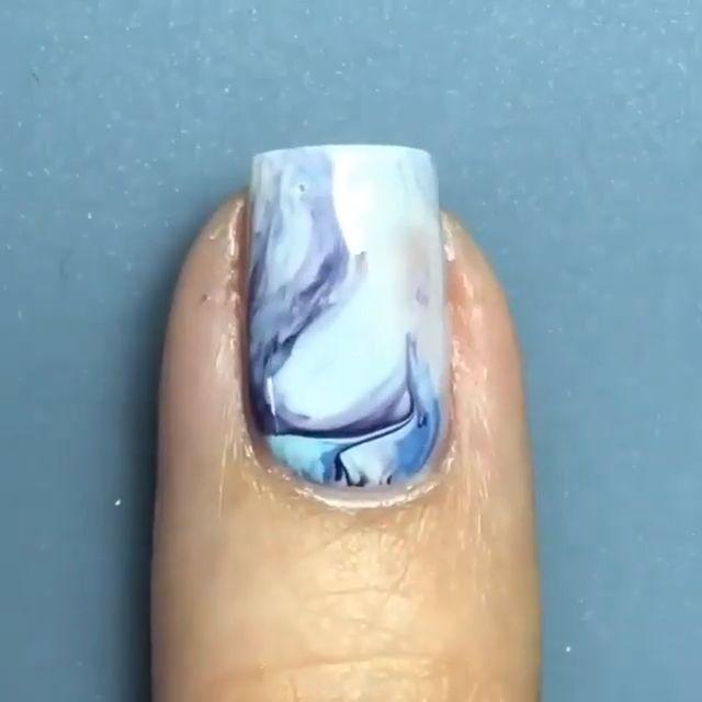 Nail Gel Mosaic