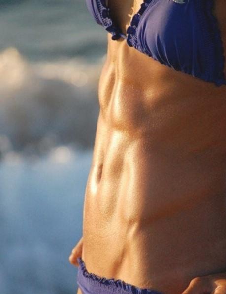 abs! One day...
