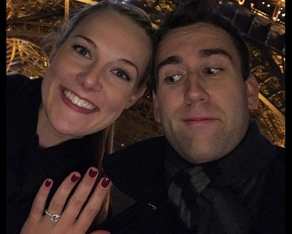 Angela Jones: 5 Facts About Matthew Lewis' Fiancee & Proposal - http://www.morningledger.com/angela-jones-5-facts-fiancee/13128100/