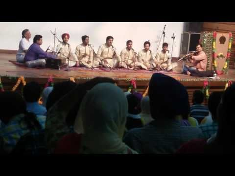 Youth Festival- Guru Nanak Dev University, Amritsar - Bhajan