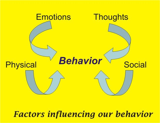 psychology behavior The number of young people and their families who are affected by mental, emotional, and behavioral disorders is significant ©1995-2011 psychologycom.