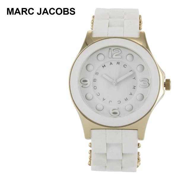 Marc by Marc Jacobs Pelly White Ladies Watch
