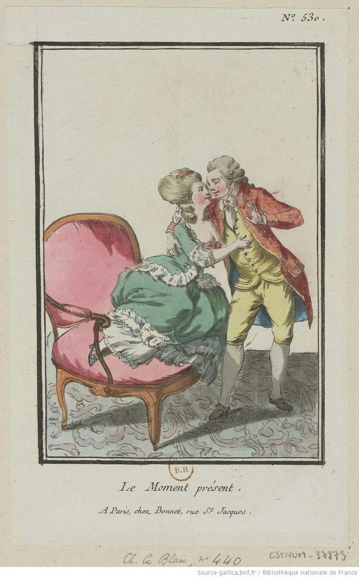Titre:Le Moment présent. : [estampe] / [Louis-Marin Bonnet] Auteur:Bonnet, Louis-Marin (1743-1793). Graveur