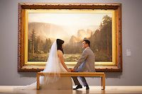 Remona and Gary's Wedding - Images | Liz Caruana WeddingsCrocker Art, Art Museums
