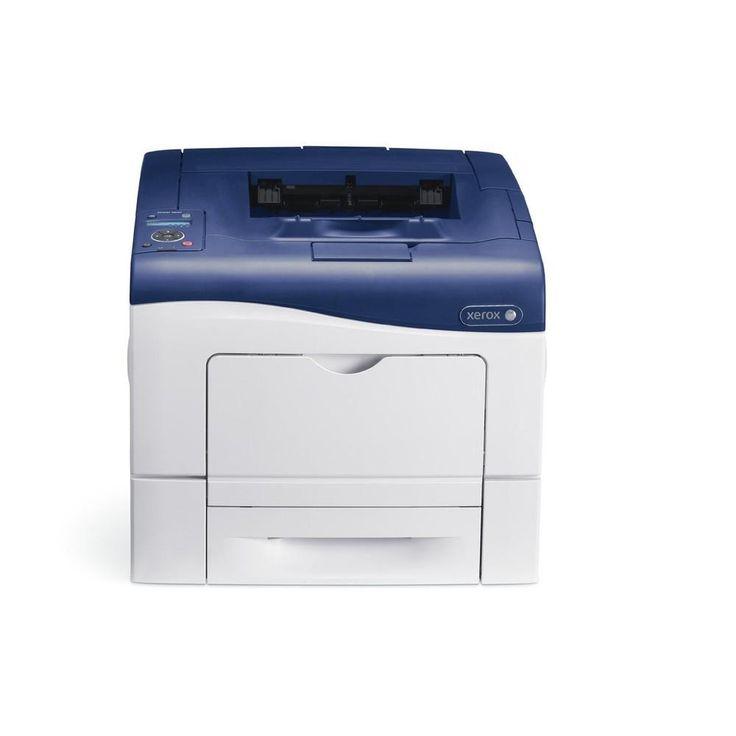 Xerox Phaser 6600 Laser Color Printer 1200x1200dpi USB Ethernet 6600-YDN 6600YDN