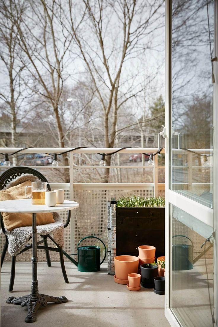 38 Beautiful Balcony Inspirations 35 best TerrazaExterior