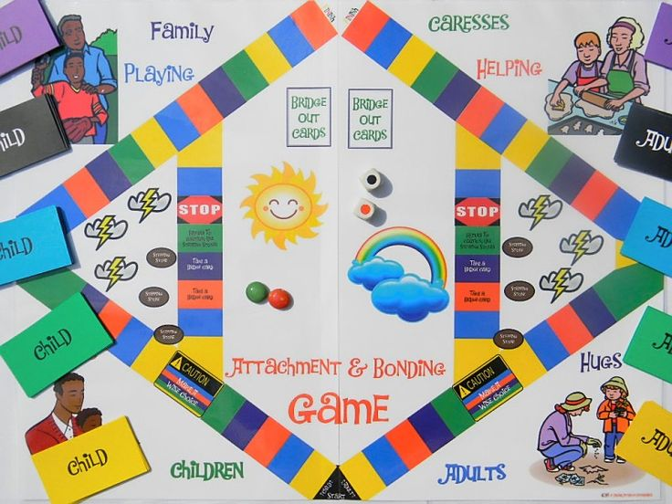 Attachment and Bonding Game: Art Therapy, Therapy Games, Play Therapy, Therapy Attachment Issues, Therapy Tools, Adoption Attachment, Therapy Play, Bonding Game, Attachment Therapy