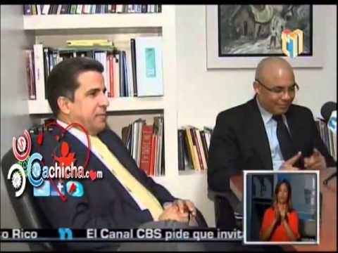 Los Abogado De Leonel Fernandez confirman que fueron notificado por el ministerio de justicia - Cachicha.com