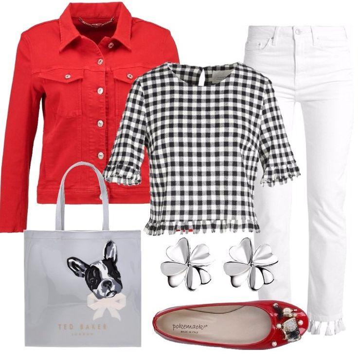 Outfit Sorrido alla primavera