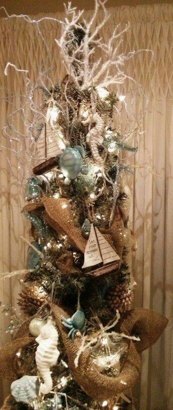 Southern Blue Celebrations NAUTICAL BEACH COASTAL CHRISTMAS IDEAS