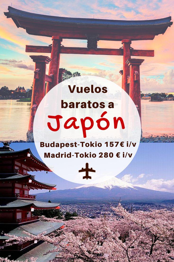 ATENCIÓN! CHOLLOS alucinantes a #Japón: ✈Budapest-Tokio 157 € i/d ✈ Madrid-Tokio 280 € i/v ✈ s (durará muy poco, corre!)  Toda la info ✈http://misviajeslowcost.com/vuelos/tarifa-error-a-japon/ Comparte! #oferta #viajes #viajar #vuelos #baratos #flight #deal #errorfare